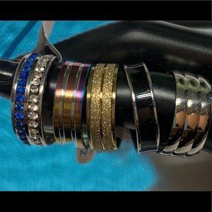 Unisex Ring Size -12